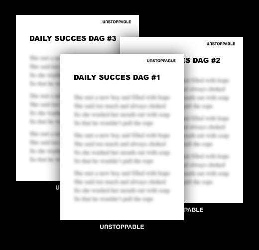 Daily-succes-program