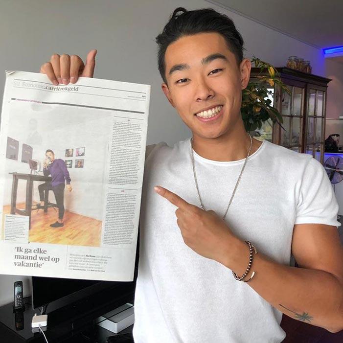 Jia in de Krant