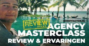 Agency Masterclass review ervaringen