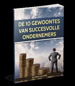 10 Gewoontes-van succesvolle ondernemers